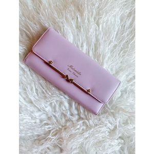 Handbags - Lavender Wallet